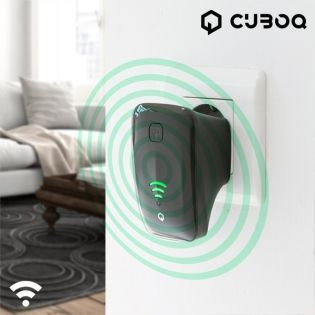 Repetidor Wifi 300 Mbps CuboQ