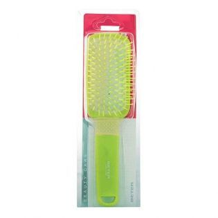 Beter - HAIR BRUSH cushion nylon bristles - wide 1 pz
