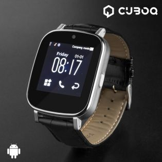 Smartwatch CuboQ Leather