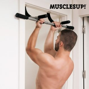 Lovely Hallway Pull Up Bar