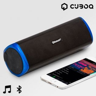 Altavoz Bluetooth CuboQ Power Bank