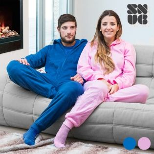 Snug Snug Sleeved Blanket Pyjama suit
