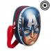 Amerika Kapitány (Avengers) 3D Táska
