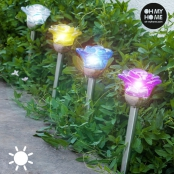 Lampe Solaire Flower Oh My Home
