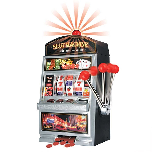 Malati di slot machine