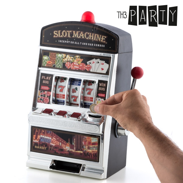 slot machine arm