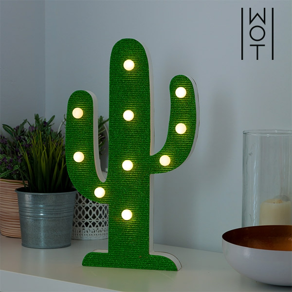 Led Wagon Lampe Led Trend10 Cactus 9YHIeEDW2