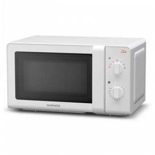 Microwave with Grill Daewoo KOG-6F27 20 L 700W White | Buy at ...
