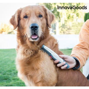 InnovaGoods Electric Knot Cutting Comb for Dogs
