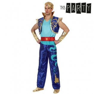 Costume for Adults Th3 Party 584 Genie of the l&  sc 1 st  BigBuy & Costume for Adults Th3 Party 584 Genie of the lamp   Buy at ...