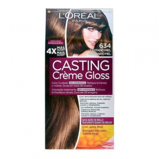 d92e4b8ac2fc Tinte Sin Amoniaco Casting Creme Gloss L Oreal Make Up Nº 634 ...