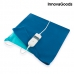 InnovaGoods Heated Electric Pad 40 x 32 cm 60W Blue