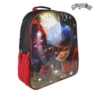 Školní batoh s LED Lady Bug 921  a0931f77e8