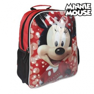 Školní batoh s LED Minnie Mouse 907  df83dae501