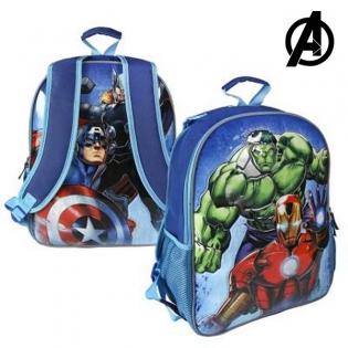 Oboustranný školní batoh The Avengers 853  aae9bfc6d6