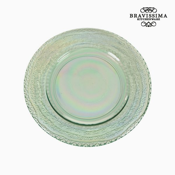 ... Lautanen kierrätettyä lasia (20 x 20 x 2 cm) by Bravissima Kitchen ... 414a51c7e5