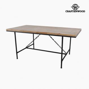 Table De Salle à Manger Bois Du0027épicéa (108 X 90 X 80 Cm