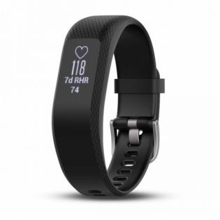 Aktivitetsarmbånd GARMIN VIVOSMART 3 Bluetooth Sort