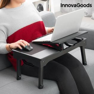 d3f383007 Skladací stolík na notebook s LED InnovaGoods | Koupit za ...