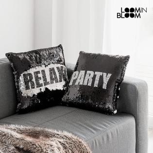 Party   Relax Loom In Bloom mágikus flitteres sellő párna  a97c660bec