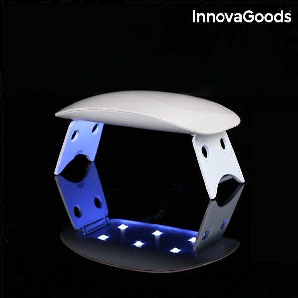 Led Lampe Mini Pour Innovagoods Ongles Uv OXiTPukZ
