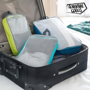 8e96aa0e061 Комплект органайзер за багаж Adventure Goods (3 части) | Купете на ...