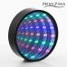 Primizima Multicolor LED Veidrodis su tunelio efektu