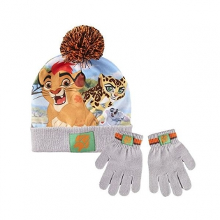 Hat & Gloves The Lion Guard 99449