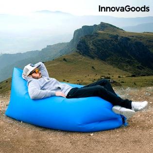 InnovaGoods Selbstaufblasbare Liege