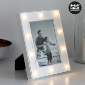 Cadre Photos LED De Bureau Oh My Home