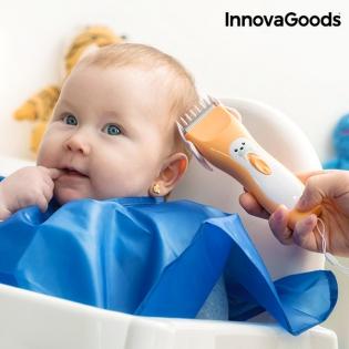 Uppladdningsbar hårtrimmer för småbarn InnovaGoods  34270a2938aad