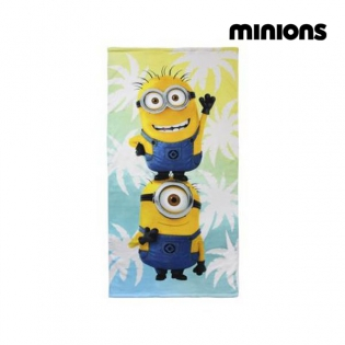 Beach Towel Minions 56948