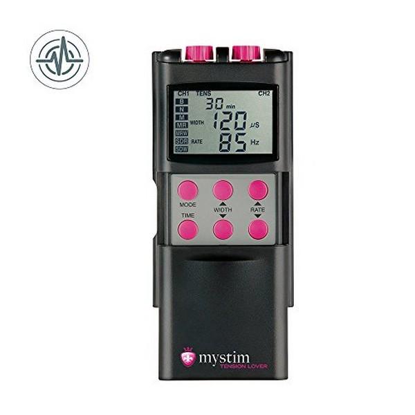 Electrische stimulation e-stim tens bdsm