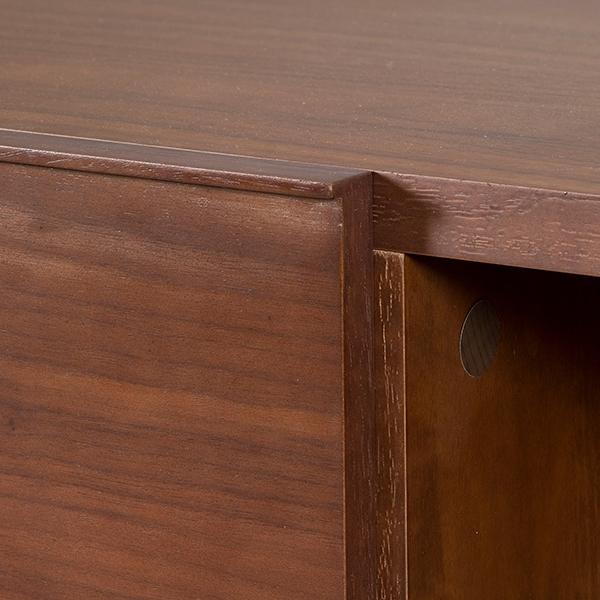 Credenza Legno di rovere Mdf (120 x 43 x 130 cm) by Craftenwood ...