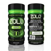 Masturbátor zelenej farby Zolo ZOLOO fcd9acee743