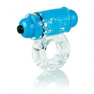 Modrý vibračný krúžok na penis Color Pop Owow The Screaming O SCCPOW ... 63debe3976a