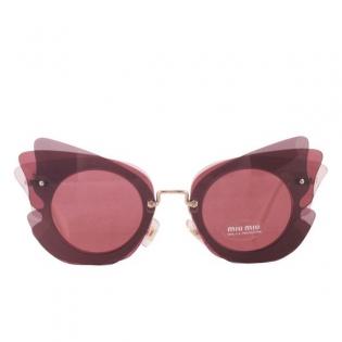 Óculos escuros femininos Miu Miu 6784   Comprar a preço grossista 18e9099ccf