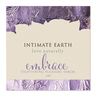 Spevňujúci vaginálny gél Embrace vo fóliovom balení 3 ml Intimate Earth 6479 d276ce0d8de