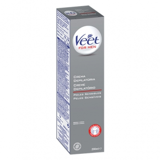 Veet Sensitive Hair Removal Cream For Men 200ml Buy At Wholesale Price