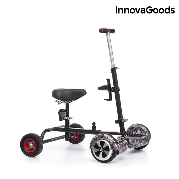 innovagoods hoverbike f r das hoverboard zum. Black Bedroom Furniture Sets. Home Design Ideas