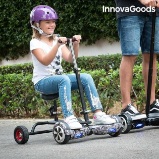 InnovaGoods Hoverbike for the Hoverboard
