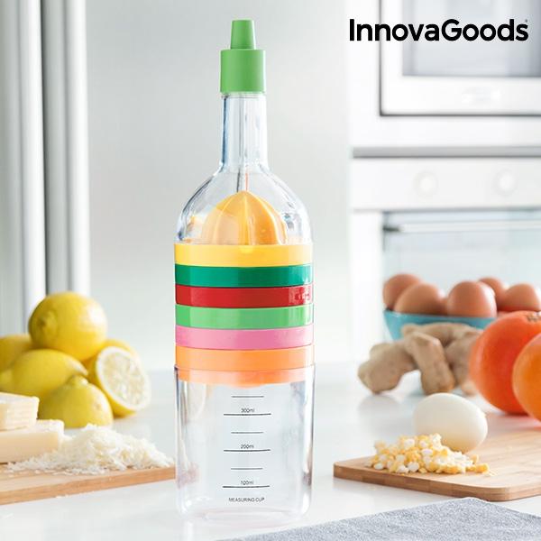 Botella con utensilios de cocina 8 en 1 InnovaGoods | Comprar a ...