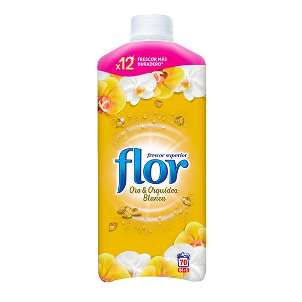 Flor Oceanic Concentrated Fabric Softener 1.5 L 70 washes