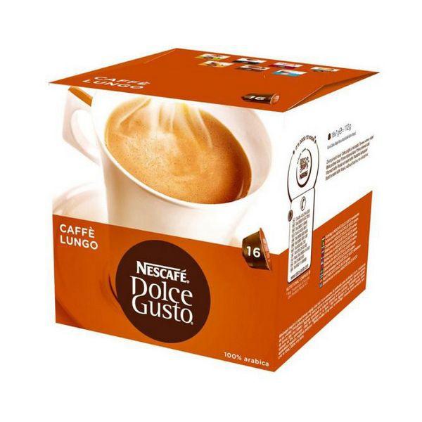 Capsules De Cafe Nescafe Dolce Gusto 98423 Lungo 16 Uds L Acheter A Prix De Gros