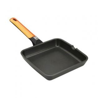 Flat grill pan BRA A281328 28 cm Grill Černý  3997e374e9