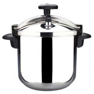 Pressure cooker Magefesa 01OPSTAC12 12 L Nerezová ocel  244cf4445f
