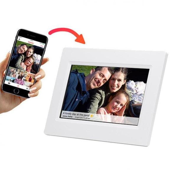 Digital photo frame Denver Electronics PFF-710B 7\