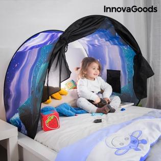 Detský stan nad posteľ InnovaGoods  d405eefe9d7
