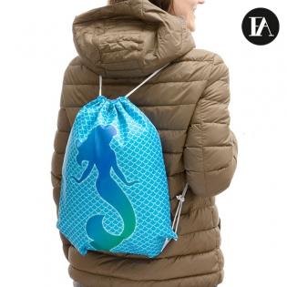 Сумка-рюкзак с веревками Сирена Fashinalizer   Купить по оптовой цене 3669f45691f