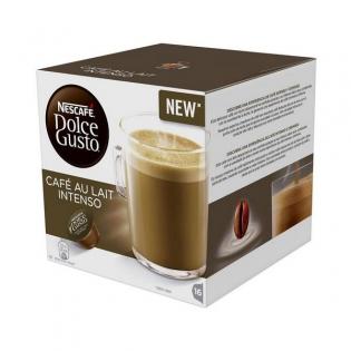 Gusto Nescafé De Dolce Lait Intenso16 Capsules Café 45831 Au Uds 8wOPN0knX